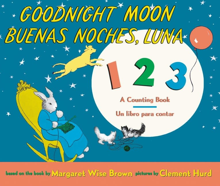 HarperFestival Goodnight Moon 123/Buenas noches, Luna 123 (English-Spanish Bilingual)
