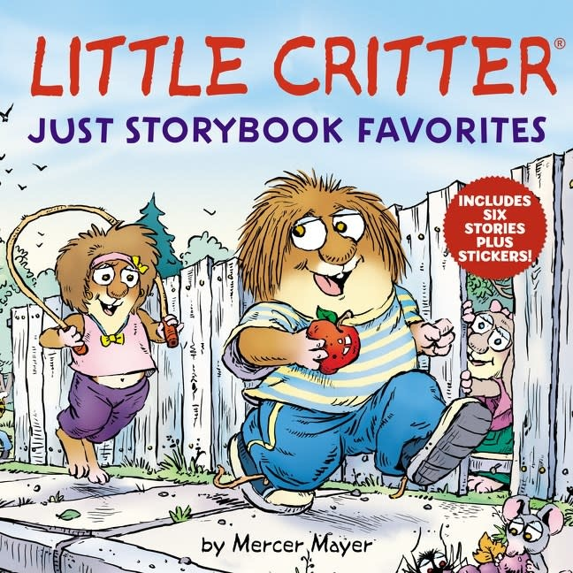 HarperFestival Little Critter: Just Storybook Favorites