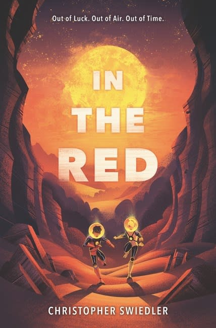 HarperCollins In the Red