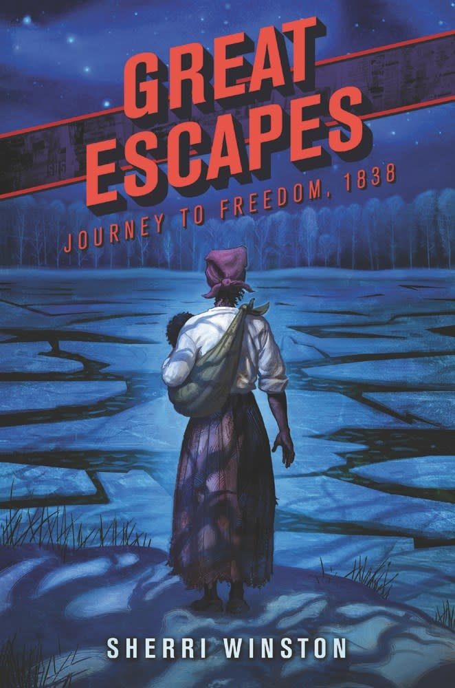 HarperCollins Great Escapes 02 Journey to Freedom, 1838