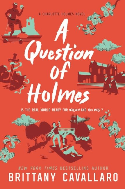 Katherine Tegen Books Charlotte Holms 04 A Question of Holmes