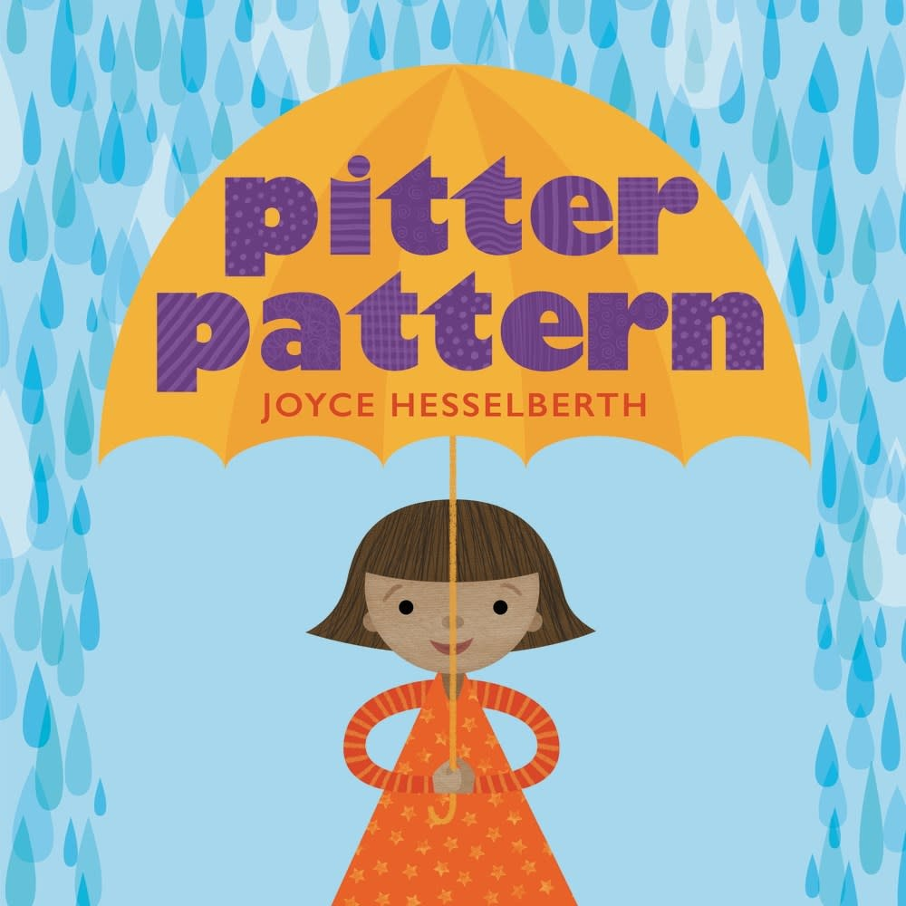 Greenwillow Books Pitter Pattern