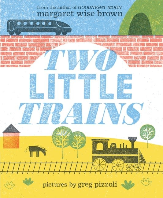 HarperCollins Two Little Trains