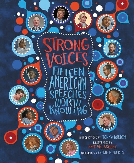 HarperCollins Strong Voices: 15 American Speeches Worth Knowing