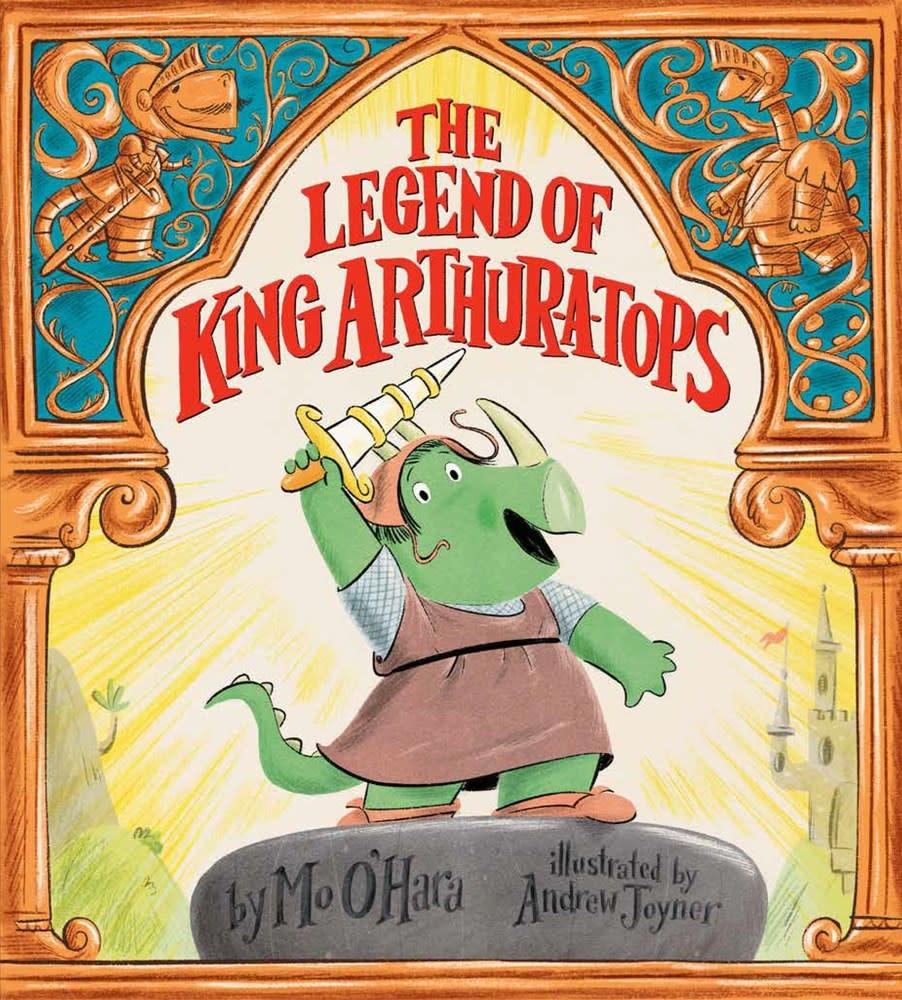 HarperCollins The Legend of King Arthur-a-tops