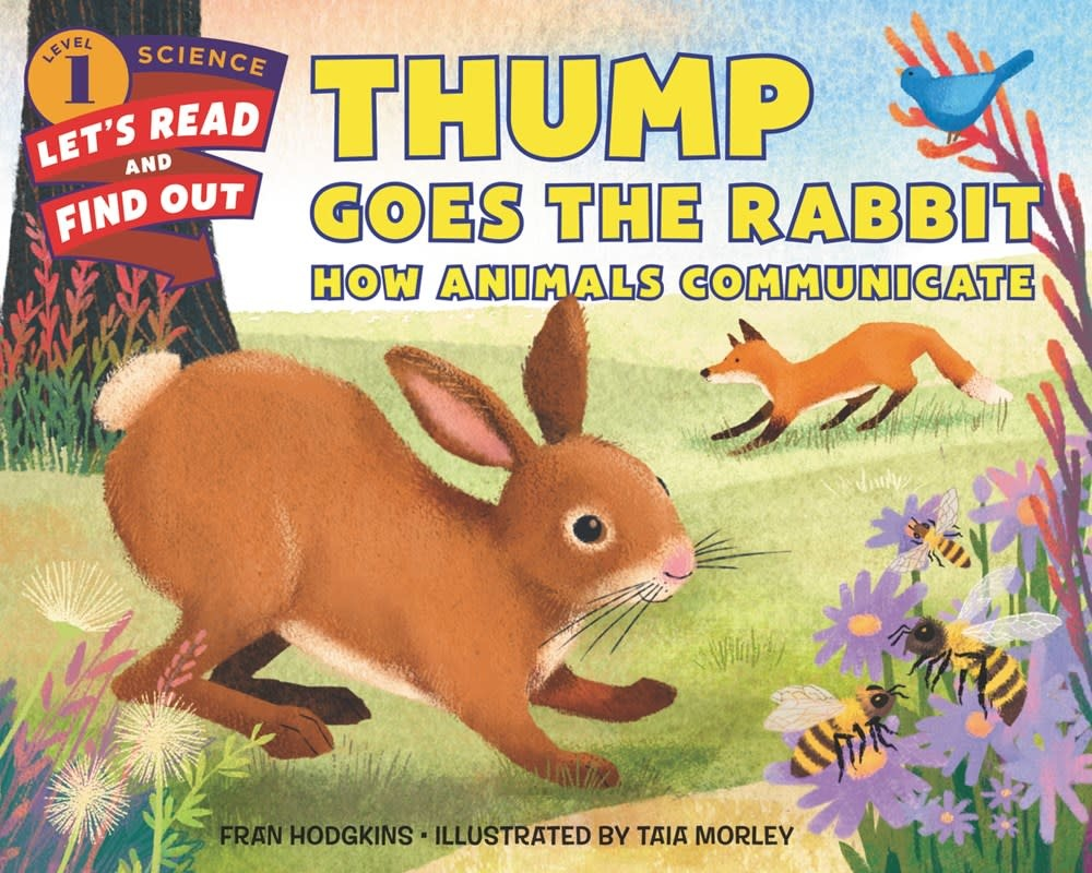 HarperCollins Let's Read and Find Out: Thump Goes the Rabbit