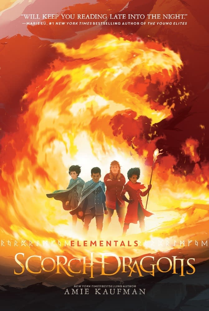 HarperCollins Elementals: Scorch Dragons