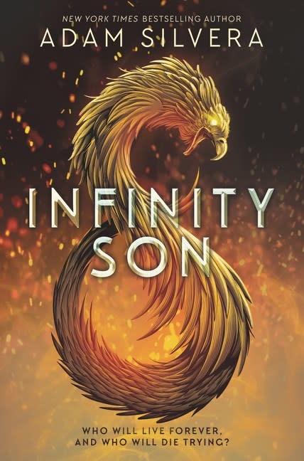 HarperTeen Infinity Cycle 01 Infinity Son