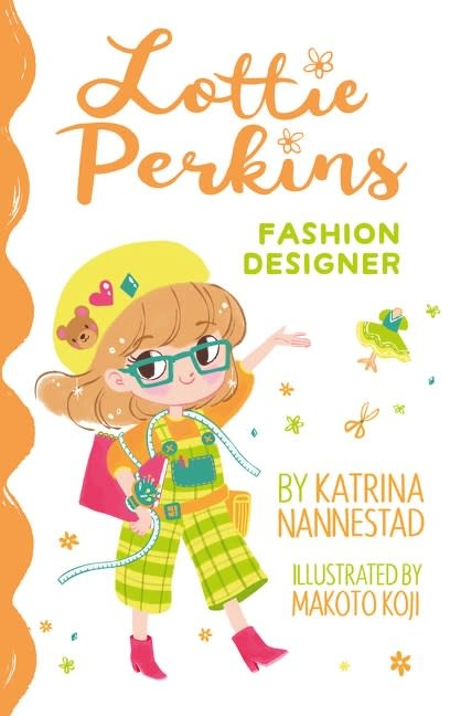 ABC Books Lottie Perkins 04 Fashion Designer