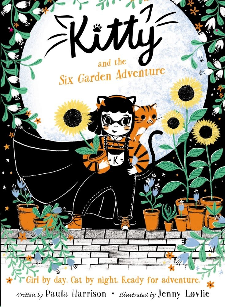 Greenwillow Books Kitty: The Sky Garden Adventure