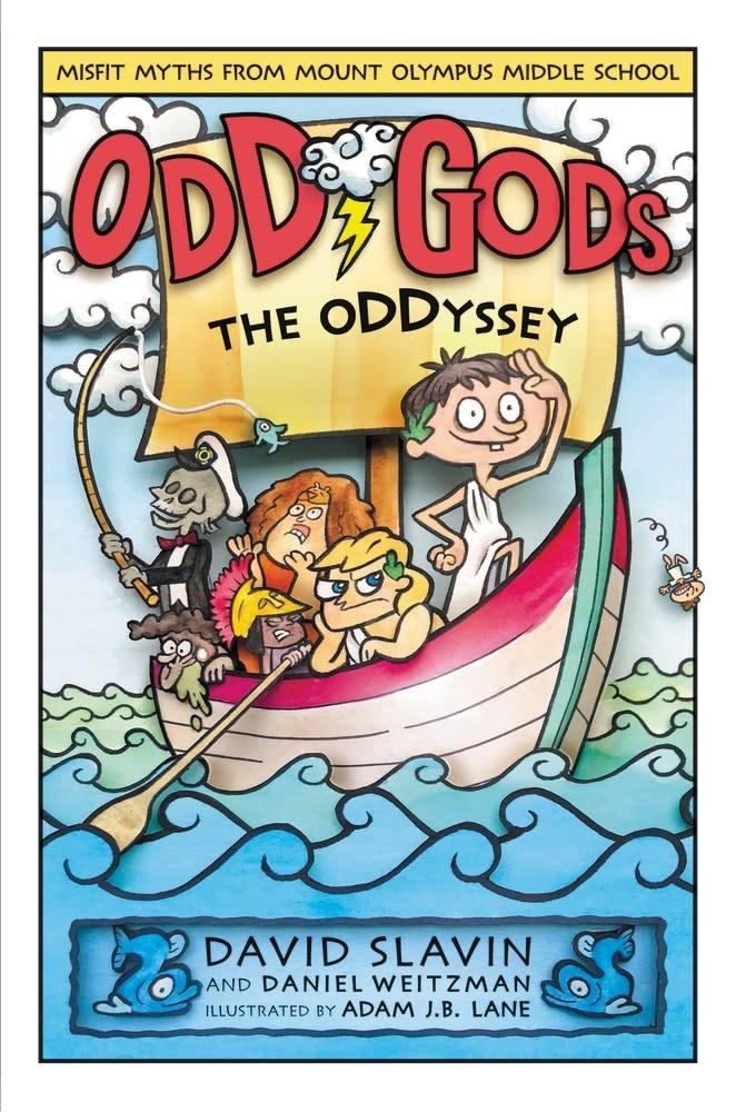 HarperCollins Odd Gods: The Oddyssey
