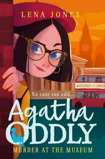 HarperCollinsChildren'sBooks Agatha Oddly 02 Murder at the Museum