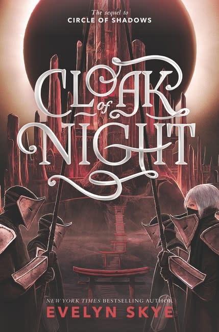 Balzer + Bray Circle of Shadows 02 Cloak of Night