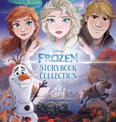 Disney Press Disney Frozen Storybook Collection