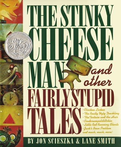 Viking Books for Young Readers The Stinky Cheese Man and Other Fairly Stupid Tales