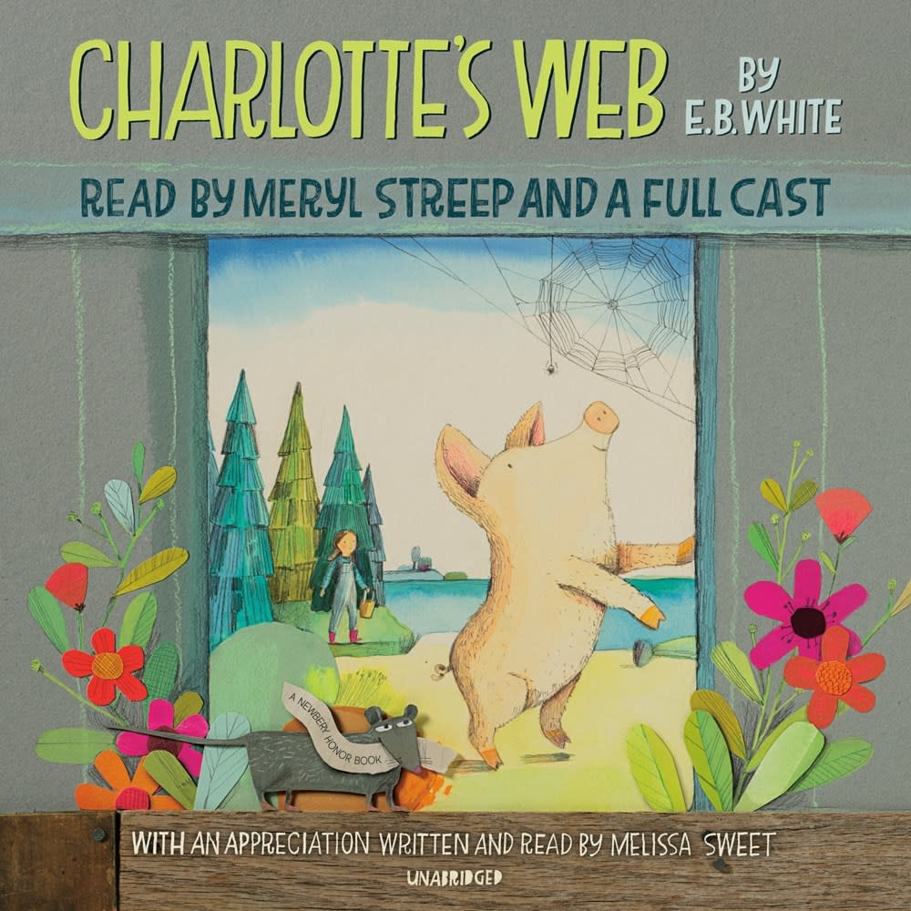 Listening Library (Audio) Charlotte's Web
