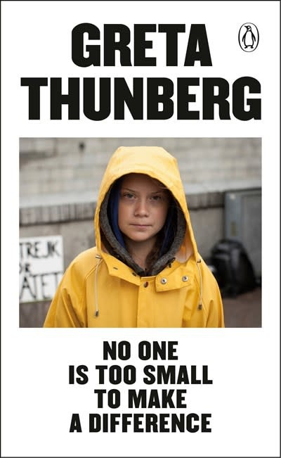 Penguin Books Greta Thunberg: No One Is Too Small to Make a Difference