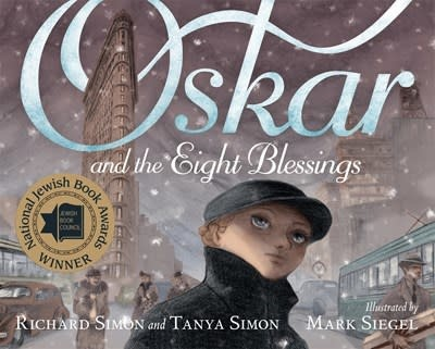 Roaring Brook Press Oskar and the Eight Blessings
