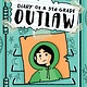 Andrews McMeel Publishing Diary of a 5th Grade Outlaw 01