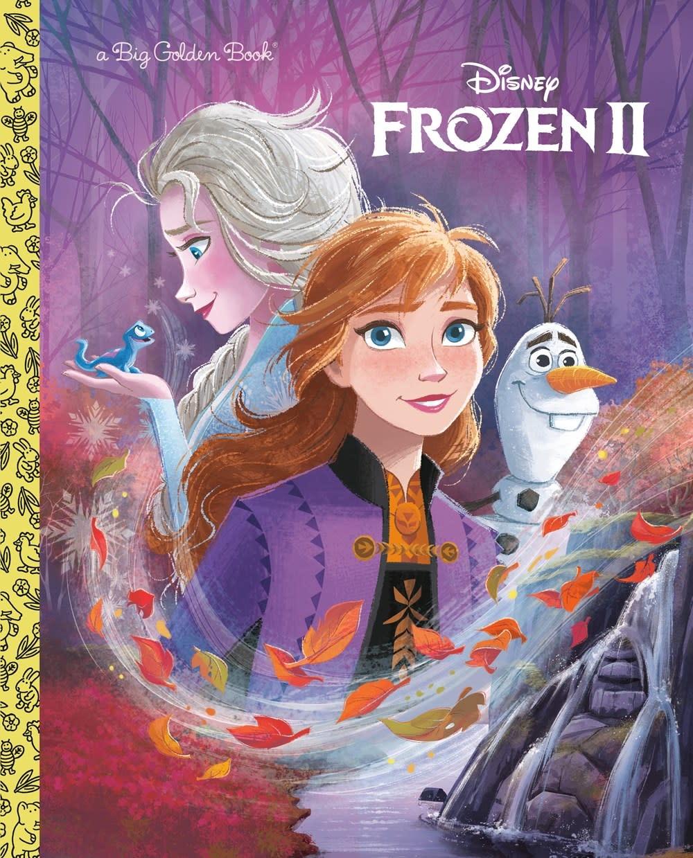 Golden/Disney Disney Frozen 2 (Big Golden Book)