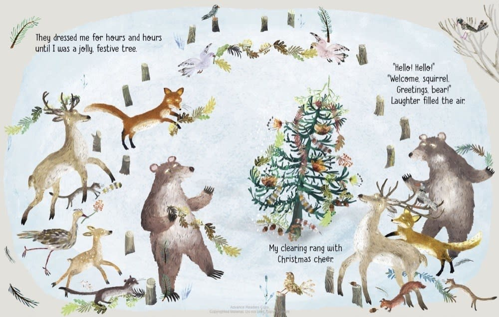 Doubleday Books for Young Readers The Tree That's Meant to Be