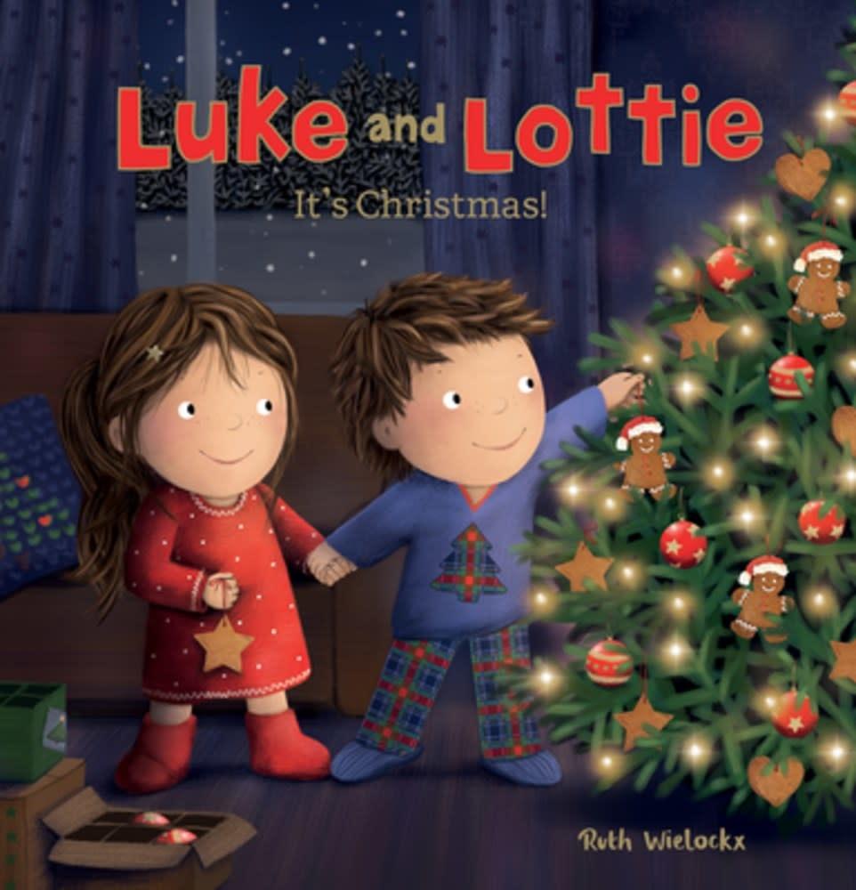 Clavis Luke and Lottie: It's Christmas!