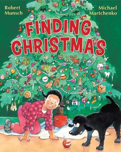Scholastic Canada Ltd Finding Christmas