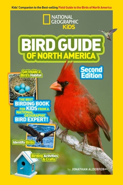 National Geographic Children's Books Nat Geo: Bird Guide of North America (2nd Ed.)