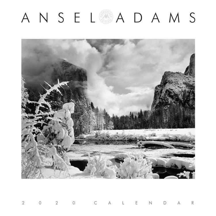 Ansel Adams Ansel Adams 2020 Engagement Calendar