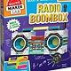 Klutz Craft Kits Klutz Maker Lab: Radio Boombox