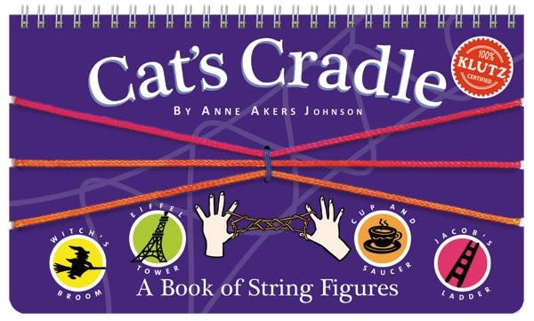 Klutz: Cat's Cradle: A Book of String Figures