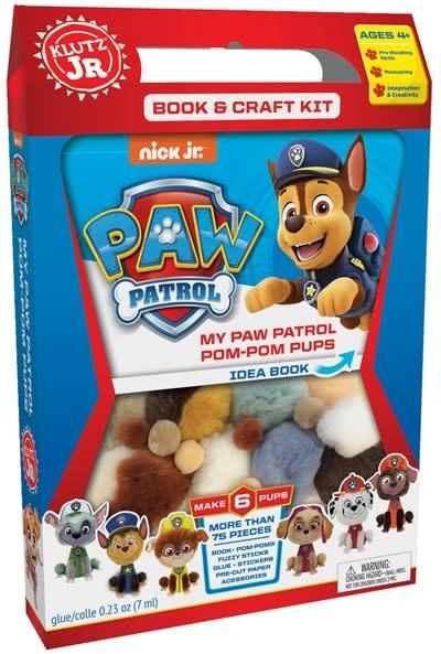 Klutz Craft Kits My PAW Patrol™ Pom-Pom Pals