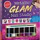 Klutz Craft Kits Klutz: Metallic Glam Nail Studio