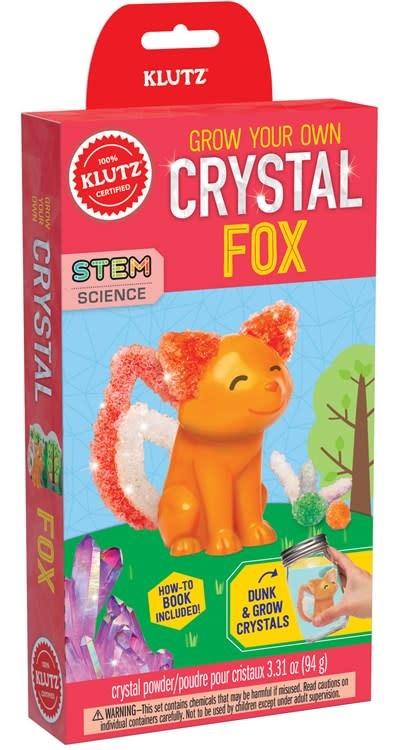 Klutz Klutz Grow Your Own Crystal Fox