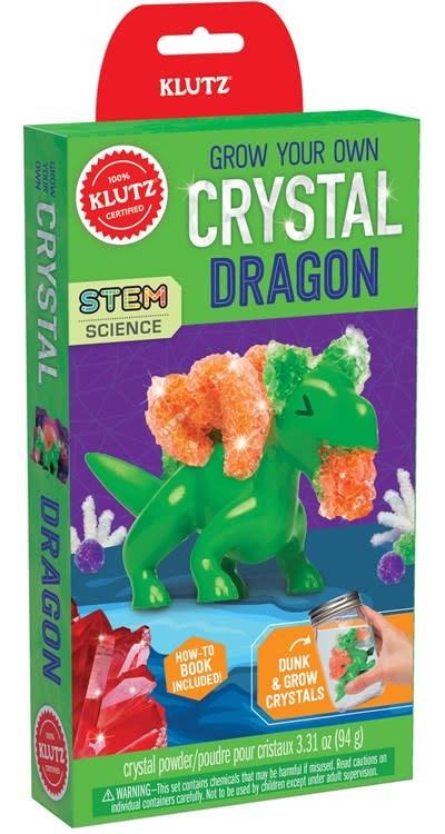 Klutz Klutz: Grow Your Own Crystal Dragon