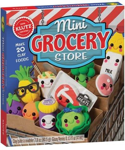 Klutz Klutz: Mini Grocery Store