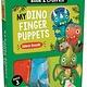 Klutz Jr. Klutz Jr. My Dino Finger Puppets