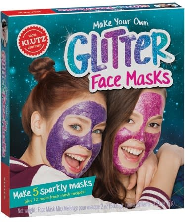 Klutz Klutz: Make Your Own Glitter Face Masks