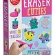 Klutz Craft Kits Klutz: Make Mini Eraser Cuties