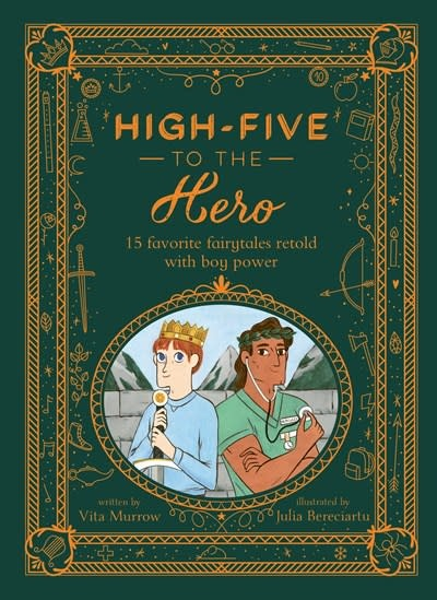 Frances Lincoln Children's Books High-Five to the Hero