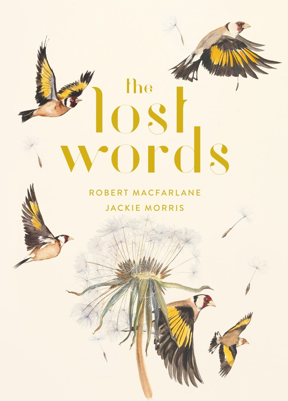 Anansi International The Lost Words