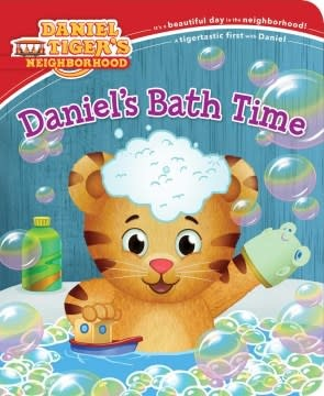 Simon Spotlight Daniel's Bath Time