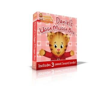 Simon Spotlight Daniel's Ugga Mugga Box