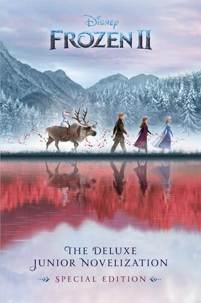 RH/Disney Disney Frozen 2: The Deluxe Junior Novelization