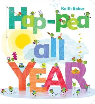 Little Simon Hap-Pea All Year
