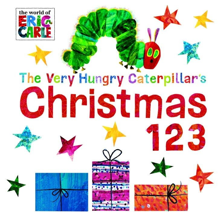 Grosset & Dunlap Eric Carle: The Very Hungry Caterpillar's Christmas 123