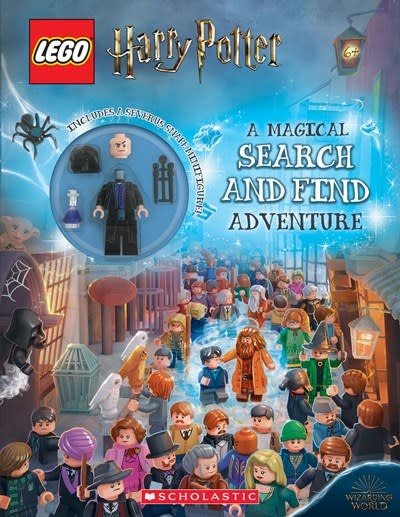 Scholastic Inc. LEGO Harry Potter: A Magical Search and Find Adventure