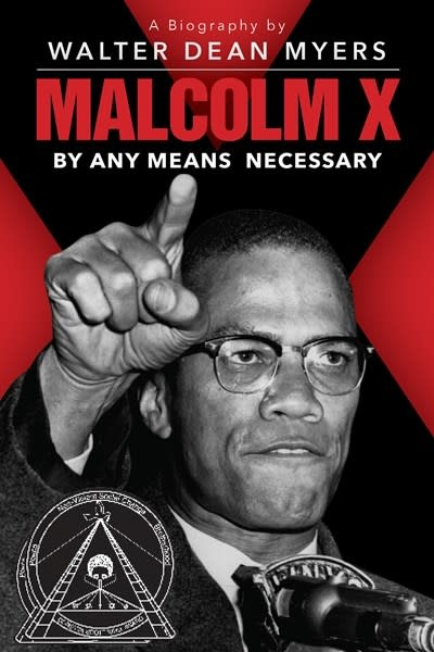 Scholastic Nonfiction Malcolm X: By Any Means Necessary (Scholastic Focus)