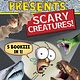 Scholastic Nonfiction Fly Guy Presents: Scary Creatures! (5 books in 1)