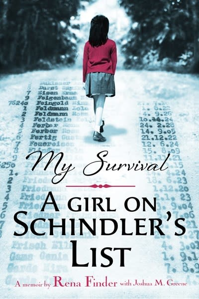 Scholastic Press My Survival: A Girl on Schindler's List [Rena Finder]